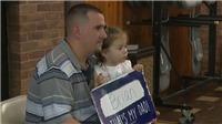 VIDEO: 'Ngày của Cha' của các cựu tù Mỹ