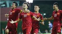 VIDEO: Phát sốt với bản hit 'Có em chờ' phiên bản Việt Nam vô địch U23 châu Á