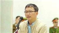 Chùm ảnh xét xử Trịnh Xuân Thanh và đồng phạm: Nhiều bị cáo bật khóc khi nói lời sau cùng