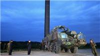 Dấu hiệu mới về hoạt động tại bãi thử tên lửa đạn đạo thứ hai của Triều Tiên