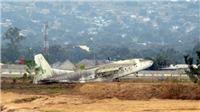 Rơi máy bay quân sự, hàng chục người thiệt mạng