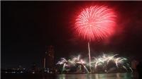 Lễ hội pháo hoa quốc tế Đà Nẵng 2017: Đêm bùng nổ của hai đội Nhật Bản và Thụy Sỹ