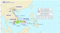 CẬP NHẬT: Bão số 1 giật cấp 10, tiến sát bờ biển Phú Yên - Bình Thuận