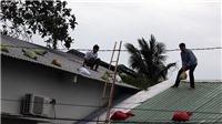 Bão số 16 tiếp tục yếu dần,  Nam Bộ có mưa rất to