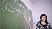 Kazakhstan quyết định chuyển sang bảng chữ cái Latinh