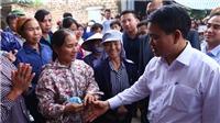 VIDEO: Chủ tịch Nguyễn Đức Chung đã nói gì với người dân xã Đồng Tâm?