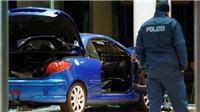 Tự sát bằng cách đâm xe vào trụ sở đảng Dân chủ Xã hội Đức