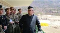 Mỹ nhận được tin Triều Tiên đang 'rục rịch' chuẩn bị phóng thử tên lửa