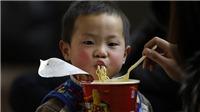 Choáng! Mỗi năm, người Trung Quốc ăn mỳ ăn liền bằng 7 quốc gia khác cộng lại