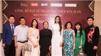 Hoa hậu Phạm Hương được Hiệp hội JLAN trao 1 tỉ đồng để phát học bổng