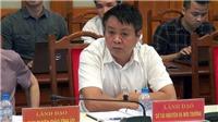 Vụ biệt phủ ở Yên Bái: Ông Phạm Sỹ Quý bị cảnh cáo, cho thôi chức giám đốc Sở