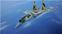 Nga bác bỏ thông tin về việc F-22 đánh chặn Su-25 tại Syria