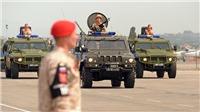 Bộ Quốc phòng nêu vị trí vụ phóng máy bay không người lái đã tấn công căn cứ Nga