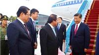 TRỰC TIẾP: Chủ tịch Trung Quốc Tập Cận Bình phát biểu tại APEC 2017