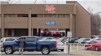 Xả súng tại trường trung học làm 2 học sinh thiệt mạng