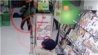 Clip nghi phạm đánh bom ở St. Petersburg vờ xem hàng rồi bỏ lại ba lô thuốc nổ