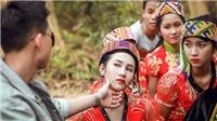 Học sinh Nghệ An 'chơi trội', chụp kỷ yếu 'độc' về nạn buôn bán phụ nữ