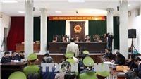 Chùm ảnh: Phiên tòa xét xử Trịnh Xuân Thanh và đồng phạm sáng 14/1