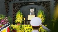 Hình ảnh Lễ tang cấp cao cụ Hoàng Thị Minh Hồ, người hiến 5.000 lượng vàng