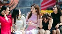 Hoa hậu Đỗ Mỹ Linh xinh ngất ngây trong bộ ảnh kỷ yếu chụp cùng bạn học