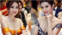 Cận cảnh Huyền My 'nõn nà' trước 'đấu trường sắc đẹp' quốc tế