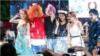 Dàn sao Việt 'quẩy hết nấc' mừng sinh nhật  tuổi 30 của Minh Hằng
