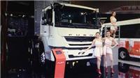 Fuso ra mắt chương trình hỗ trợ tài chính và khuyến mại tại Việt Nam Motor show 2017