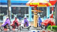 Những 'bông hồng thép' của cảnh sát giao thông