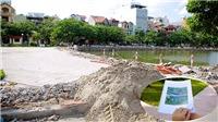 Phố đi bộ Trịnh Công Sơn gấp rút trước giờ khai trương