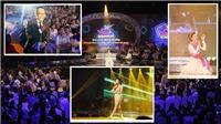 Các nghệ sĩ lộng lẫy trong 'Bản hòa ca tương phùng' kỷ niệm 20 năm giải Sao Mai