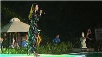 Màn trình diễn dưới mưa cực lãng mạn của thí sinh Hoa hậu Đại Dương 2017