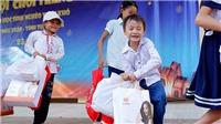 Người đẹp Nhân ái Thủy Tiên vượt hơn 250km đem Trung Thu đến với trẻ em miền núi