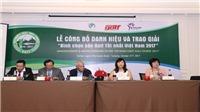 Kết thúc cuộc bình chọn sân golf tốt nhất Việt Nam 2017
