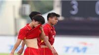 Bóng đá Việt Nam ở SEA Games 29: Cảm xúc khó gọi tên