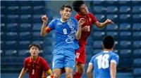 'U23 Việt Nam khó lòng đá 3-4-3'