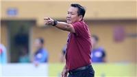 Vướng bão, Quảng Nam FC phải 'tập chay' ở Thanh Hóa