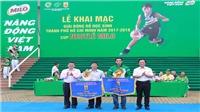 Khai mạc giải bóng rổ học TP.HCM năm học 2017/2018 Cúp Nestlé MILO