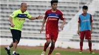 HLV Park Hang Seo dạy lại bài tấn công cho U23 Việt Nam