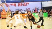 VBA 2017: Saigon Heat 93-78 Danang Dragons: ĐKVĐ hết cửa vào bán kết