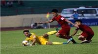 Sân Vinh, SLNA – Hải Phòng 2-3: 'Người cũ' và trọng tài khiến SLNA ôm hận