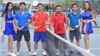 Kết thúc giải tennis IT Hà Nội Open 2017