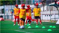Trại hè bóng đá Toyota 2017 chọn được 6 thí sinh ở Đà Nẵng
