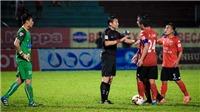 Lãnh đạo VPF muốn gặp, thủ môn tố cáo trọng tài Lập từ chối tiếp xúc