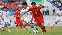 U15 Việt Nam thắng như đi dạo