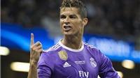 Ronaldo đã đúng, mùa này anh xứng đáng là 'số 1'