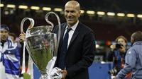 Chủ tịch Perez  gây sốc với tuyên bố về Zidane khi Real phá lời nguyền Champions League