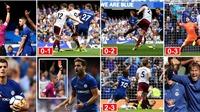 ĐIỂM NHẤN Chelsea 2-3 Burnley: Conte đã sai lầm với Morata. Chelsea không được 'tự sát' nữa