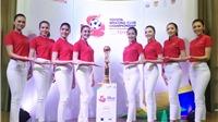 Vô địch Toyota Mekong Cup 2017 được thưởng gần bằng chức vô địch V-League