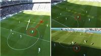 GÓC CHIẾN THUẬT: Real Madrid 'chết' vì phân Kovacic kèm Messi