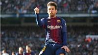 Video clip bàn thắng trận Real Madrid 0-3 Barcelona: Messi tỏa sáng, Ronaldo im lặng